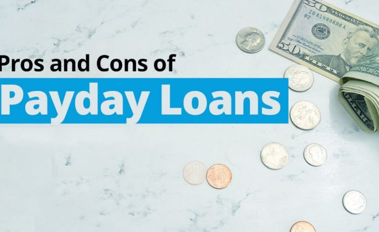 What are the pros and cons of Online Payday Loans